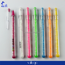 wholesale kids gift labyrinth ball pen maze pen with cap