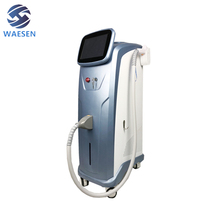 WAESEN 808nm hair removal laser system permanent painless treatment beauty machine