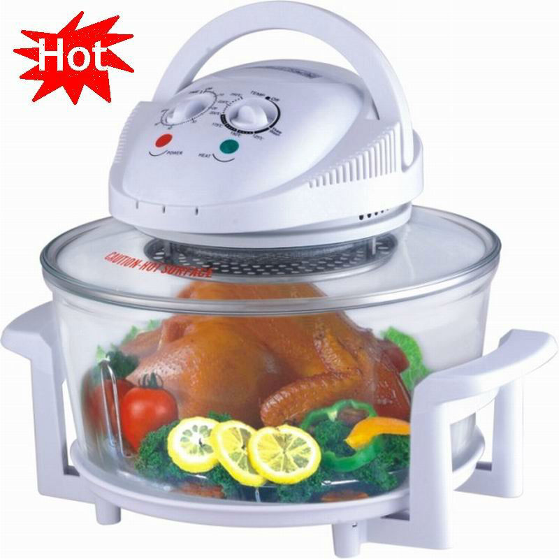 2013 Flavor Wave Oven / Halogen Oven / Convection Oven A-302 cooking quick