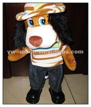 Battery Operated Swing Dance Music Animal Dog