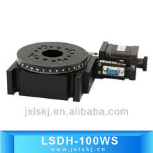 LSDH Worm Gear Precision motorized rotary table