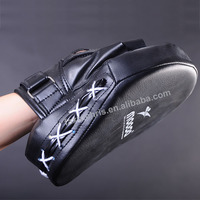Professional PU Leather Boxing Punch Focus Pad Mitts