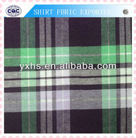 100 cotton oxford cloth fabric for shirting