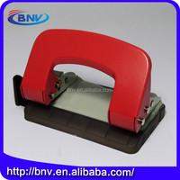 Office wholesale paper shape hole puncher, best rectangle hole puncher made in china