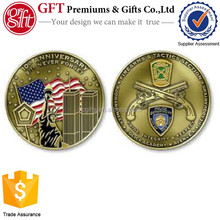 Free prood design custom enamel challenge coins nypd