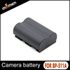 Ultra High Capacity Camera Battery BP-511A Rechargeable Lithium Battery 1400mAh 7.4V For Canon 5D 10D 20D 30D 40D 50D 300D G1