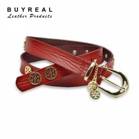 Factory Directly Fashion Leather Woman Belt