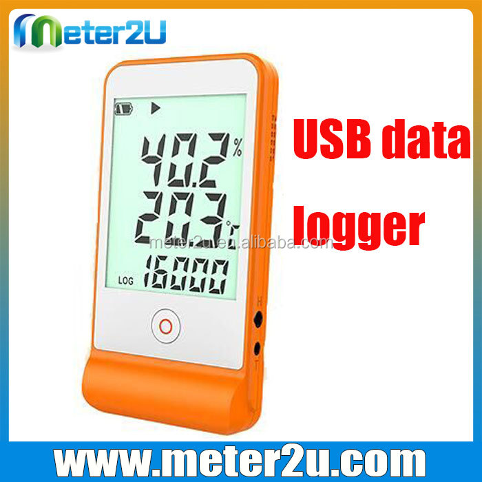 China temperature humidity data logger data logging software