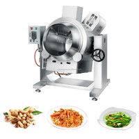 XYCGW2 Commercial kitchen equipment china nut cooking machine/food mixer