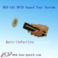 security & protection RFID guard monitoring system