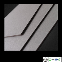 China Grey Paper Cardboard Grey Paper Board With Competitive Prices