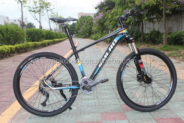 Best from china popular alloy titanium mountain bicycle