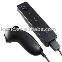 Controller And Nunchuck For WII