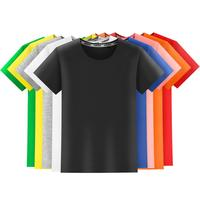 95.6% Cotton 4.6%spandex Wholesale Blank T Shirt