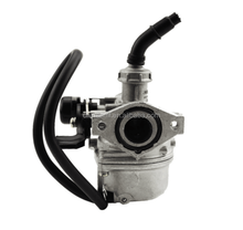 ATV motorcycle carburetor PZ19 manual full aluminum carburetor