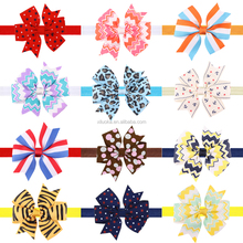 New Arrivals Baby Girls Hairband Fashion Kids Hair Accessories Bow Headband