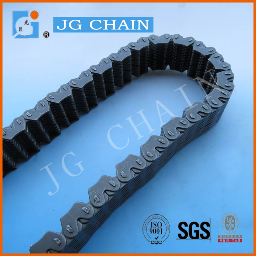 Made in China factory price 65Mn steel car chain HV automobile chain