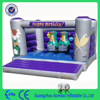 New design inflatable bouncy castle party cheap bouncer house castle for sale
