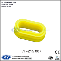 Yellow Silicon Rubber seals