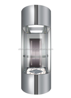 OE elevator lift for passenger with handrail