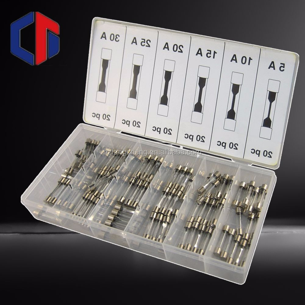 Tc pc auto glass fuse assortment buy