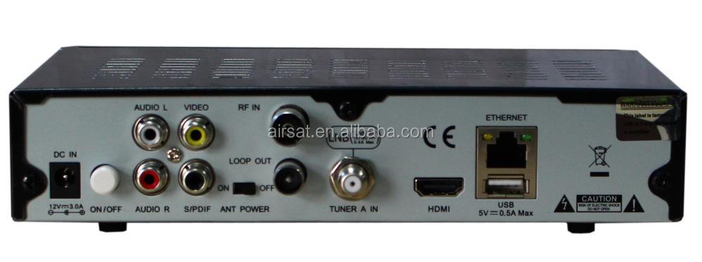 original satellite receiver zgemma