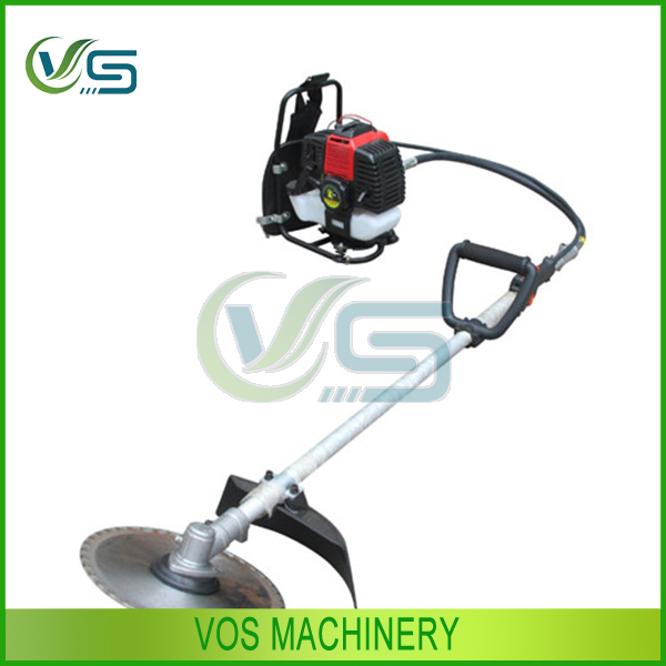 best price petrol brush cutter/gasoline Knapsack brush cutter by China manufacturers supply