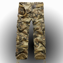 1pc hot sale models outdoor camouflage pants loose cotton trousers, casual pants overalls outdoor,100% cotton materia