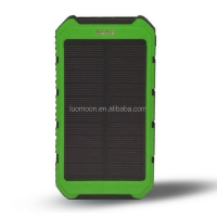 5000mah solar mobile phone battery charger