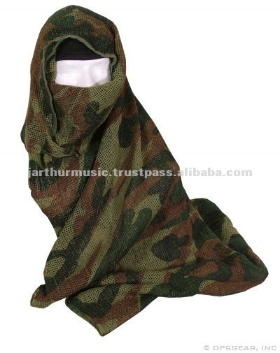 Sniper Veil/ Shemagh/ Scarf