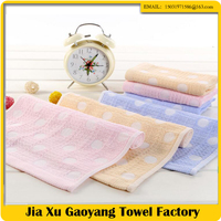 Baby Washcloth Wipes Organic Towels 100% cotton Facial Cloths Mini Towel wholesale cotton towels