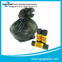 cheap disposable clear LDPE plastic garbage bags