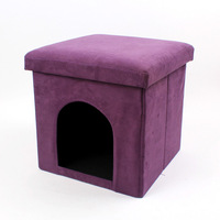 Cute Multifunction Foldable Pet House