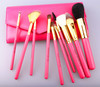 protable profession custom makeup brush facial contour brush