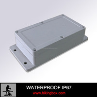 outdoor plastic waterproof housing for electronic