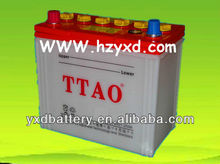 automotive car 12 volta batteries dry