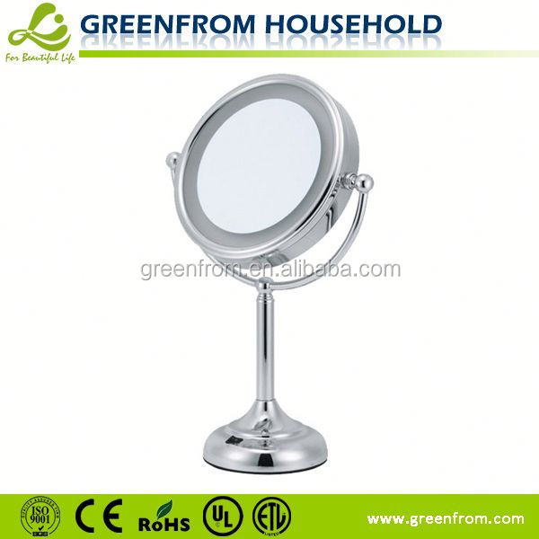 8 Inch Double Sides Lighted Entry Mirror