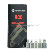 updated kanger subtank occ coil replacement vertical wick for electronic cigarette subtank mini and subtank nano