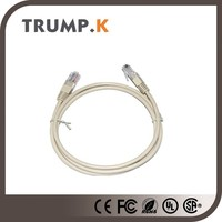 26AWG Utp Cat5 Cat5e Network Cable