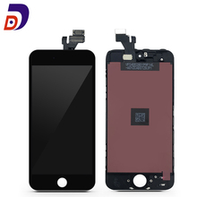 Low price china mobile phone lcd display for apple iPhone 5 touch screen digitizer assembly