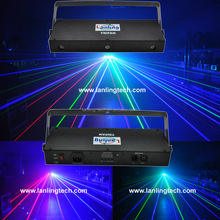 2016 New hot selling Trifan disco RGB Laser lights