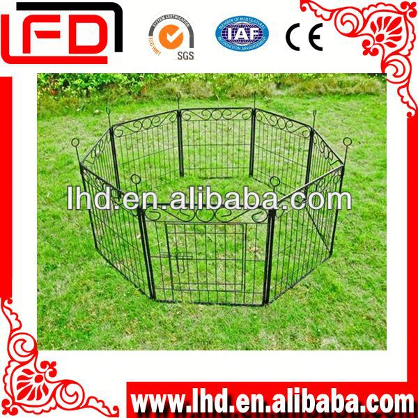 the welded mesh dog pens for dog run