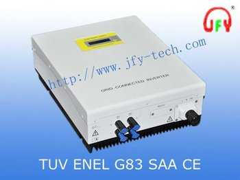 High Efficency 2MPPT Inverter Solar Grid-tied Inverter