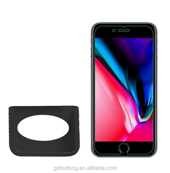 New Arrival Premium Quality 9H 2.5D Tempered Glass Screen Protector For iphone 8/8 plus