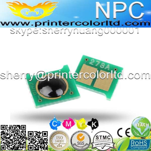 Factory supply laserjet printer spare parts of U9X2 toner chips for HP CC388A CB435A CB436A CE278A CE505X CF280X CE255X CC364X