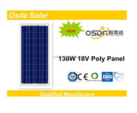 full power 130w solar modules for Pakistan