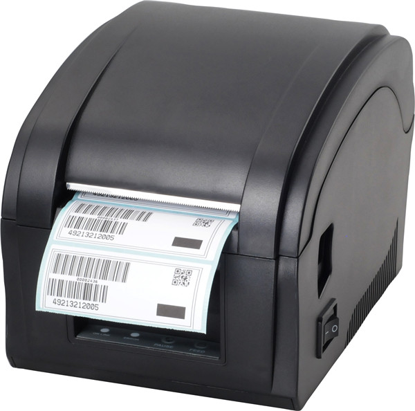 color label printer for logstical