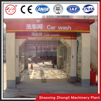 2018 Low Price Roll Over Automatic Touchless Car Wash Machine