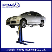 One post car lift/Single Post Car Lift/ high quality 1 post car lift