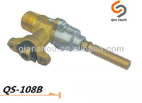 QS 108B natural gas filling range valve oven stove parts